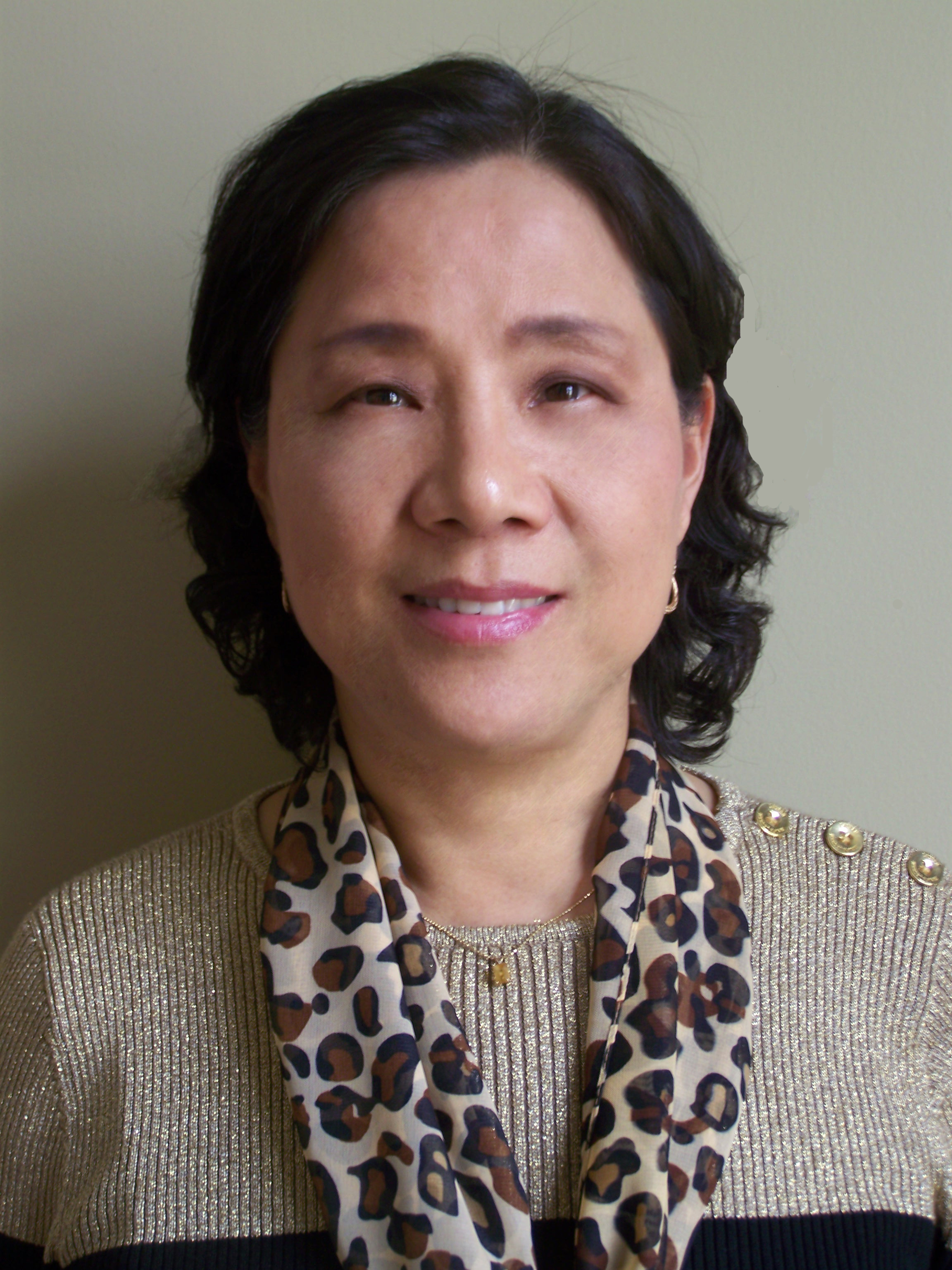 Picture of Ms. Yun Fu