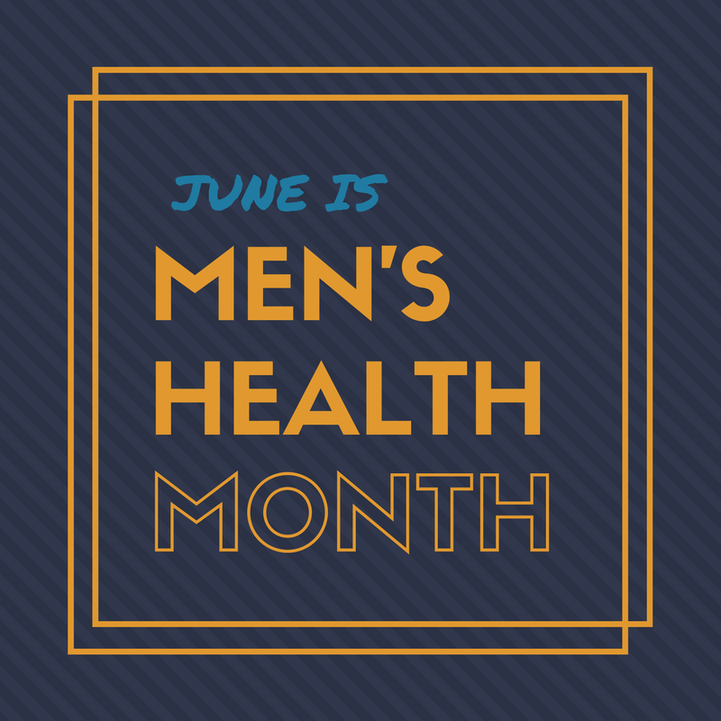Mens Health Month Image