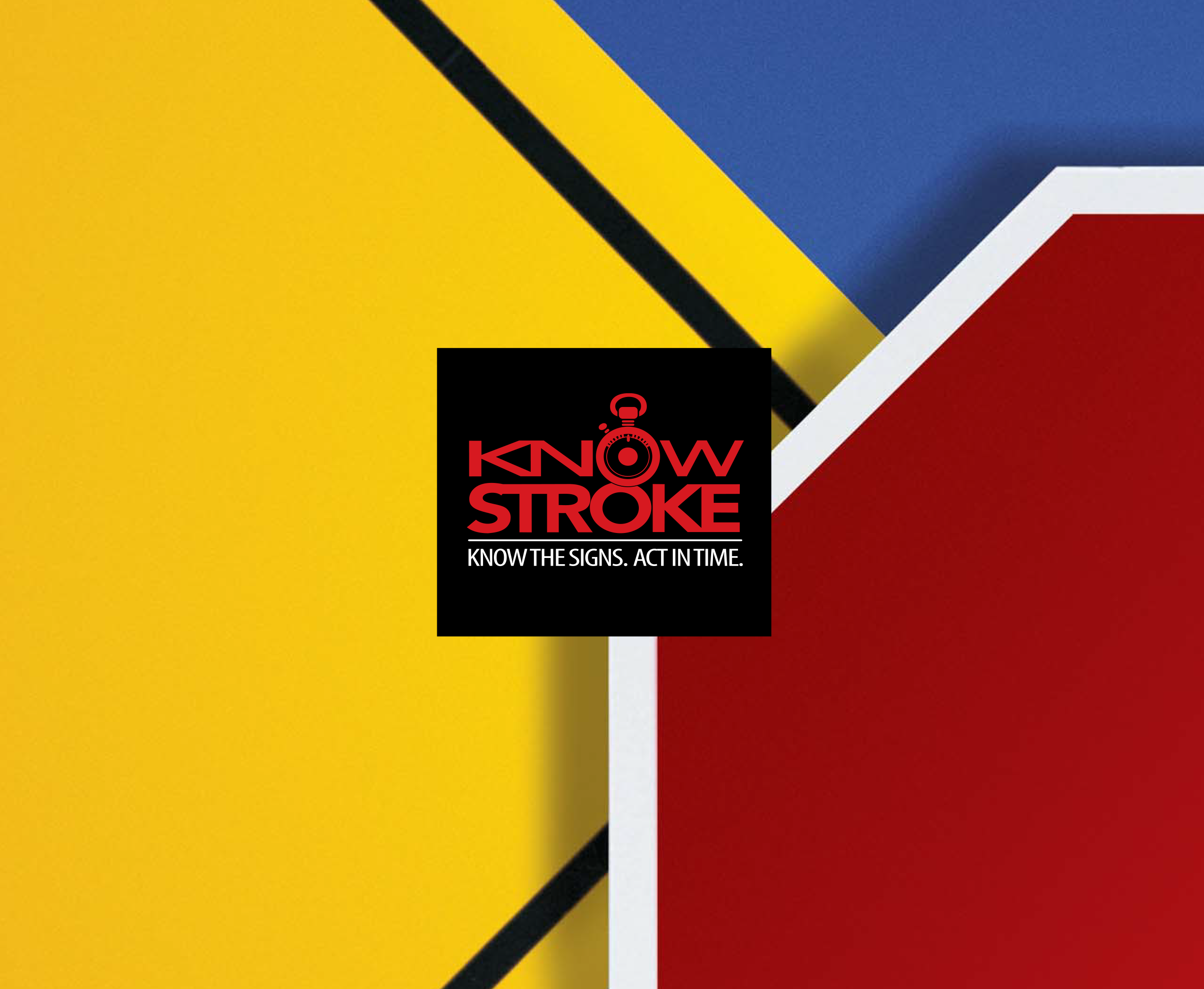 Know Stroke Graphic