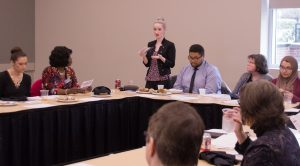 Ceecee Johnson gives here report on the SCOPE program.
