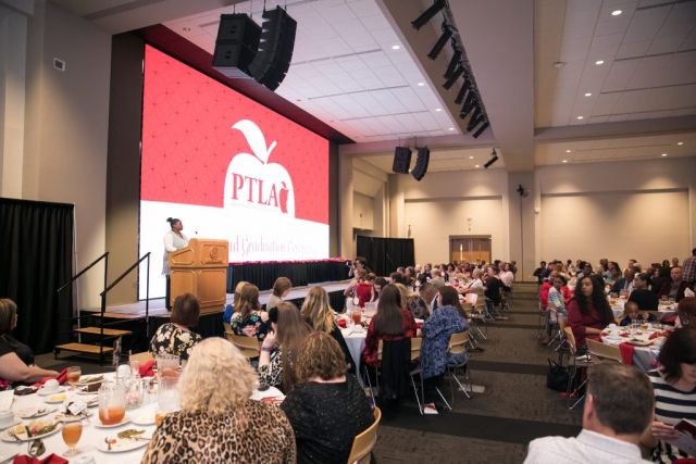 PTLA Graduation was held April 9, 2019.