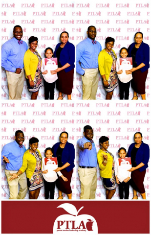 A photobooth proved to be a popular addition for the 2019 PTLA graduation, offering Academy participants the opportunity to mark the occasion with memorable candids.
