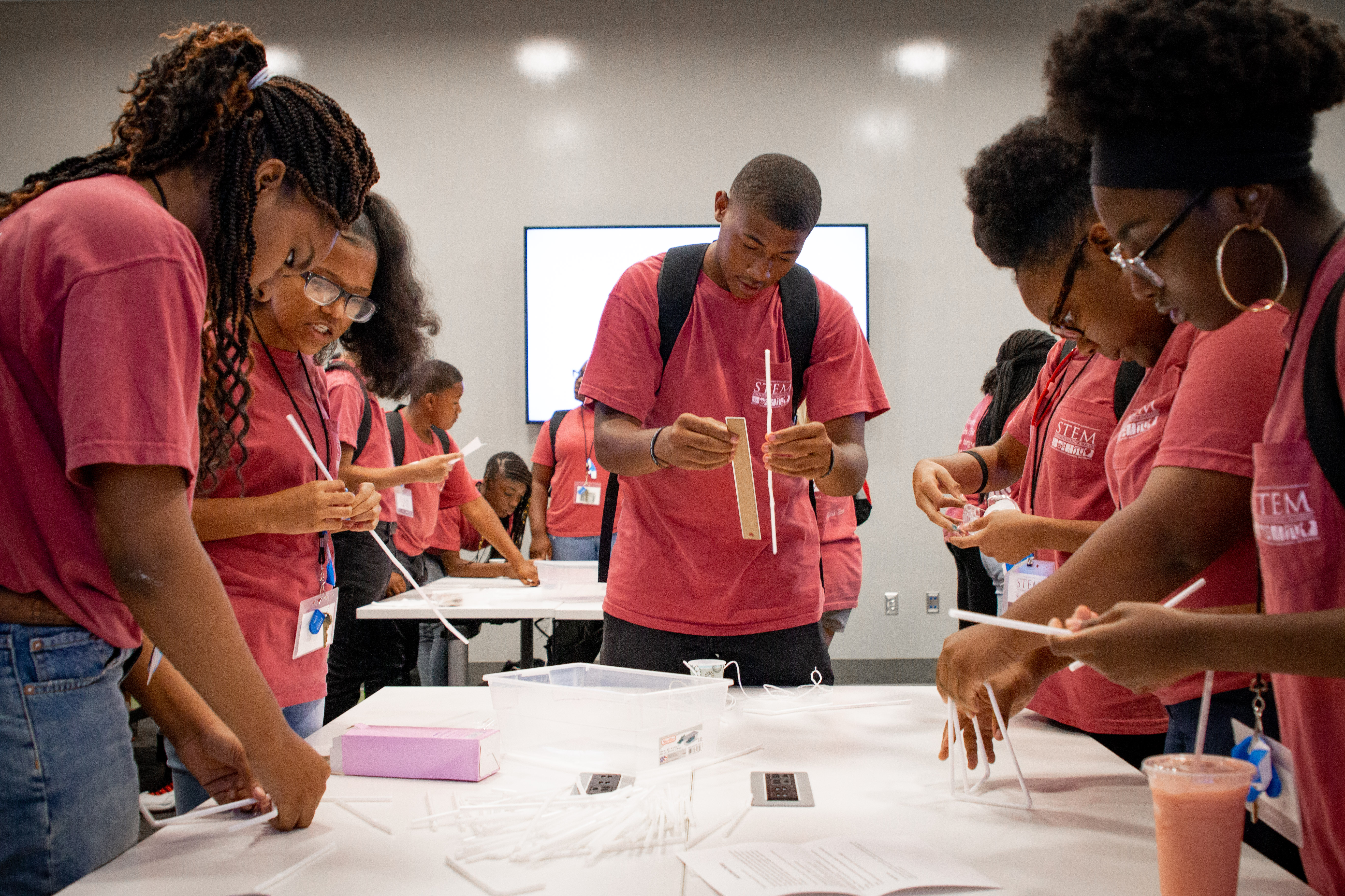 This camp offers a fun and innovative hands-on approach to help students discover Science, Technology, Engineering and Math in the work place and introduce them to Entrepreneurship concepts that are essential for business start-up.