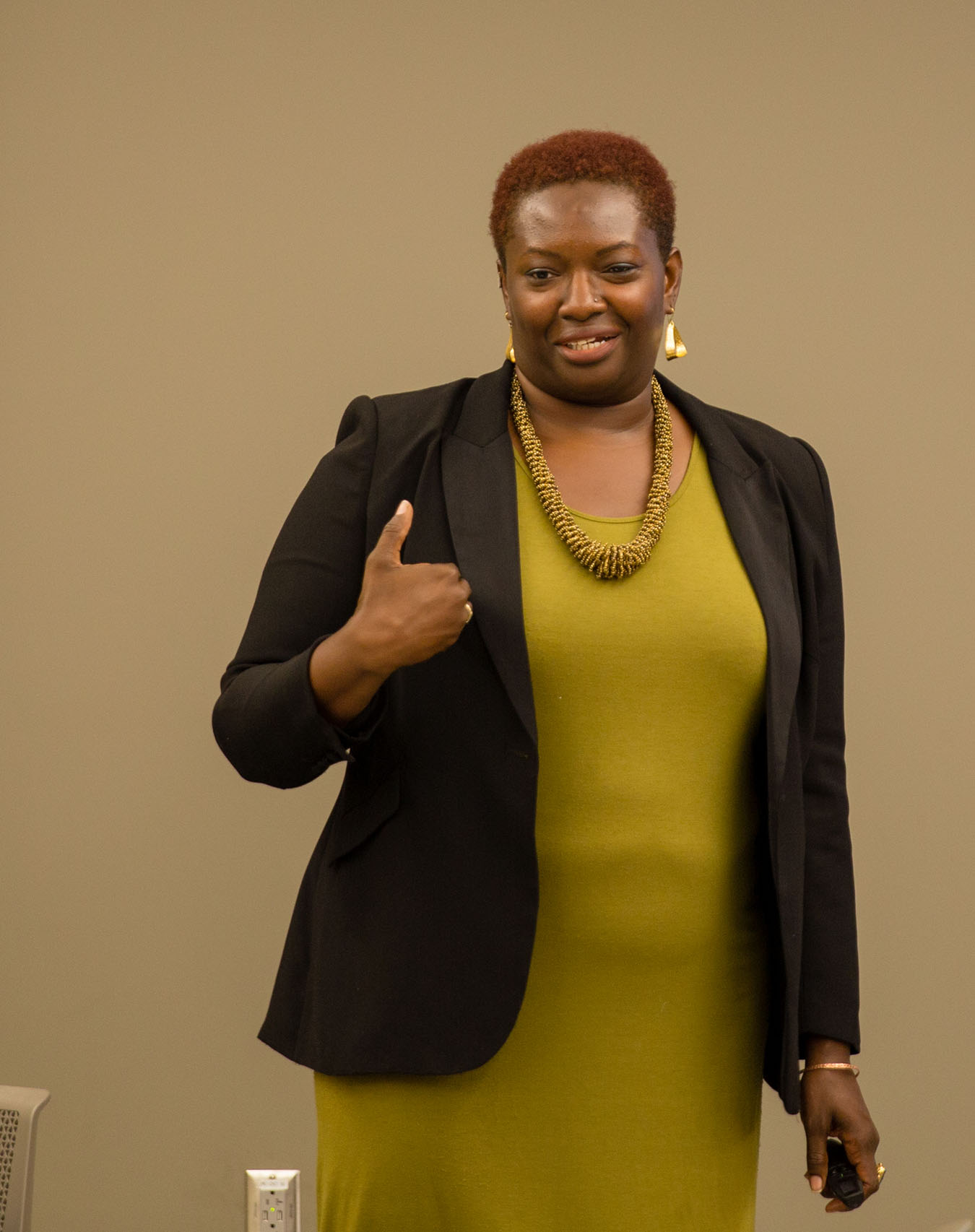 Dr. Kellie Mayfield, assistant professor of nutrition at Georgia State University, describes her community-based mixed methods research.