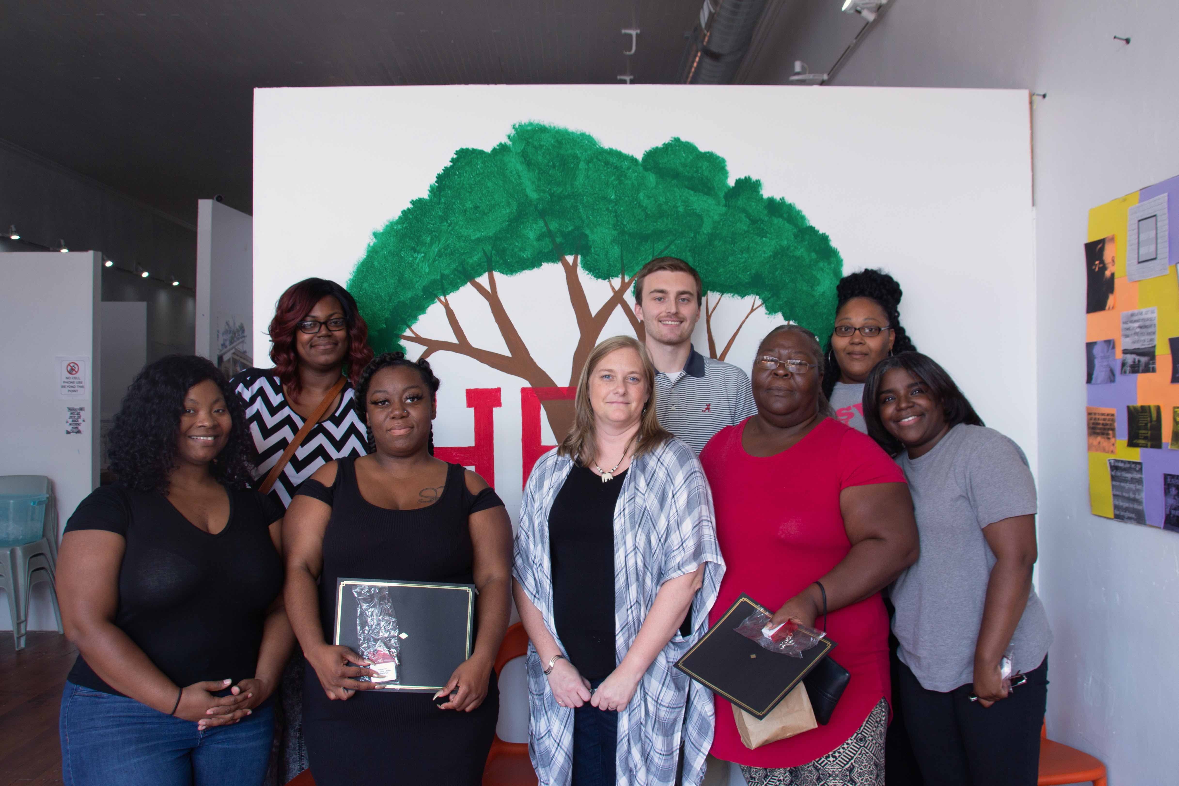 HomeFirst Hale County cohort